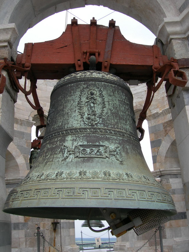 Bell made in Agnone