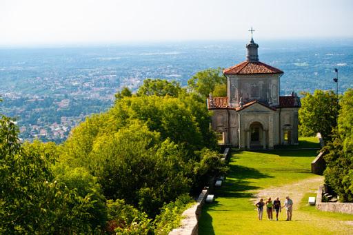 Sacri Monti in Italy